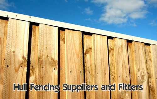 Hull Fencing Suppliers HPR Fencing Ltd are Hull Fence