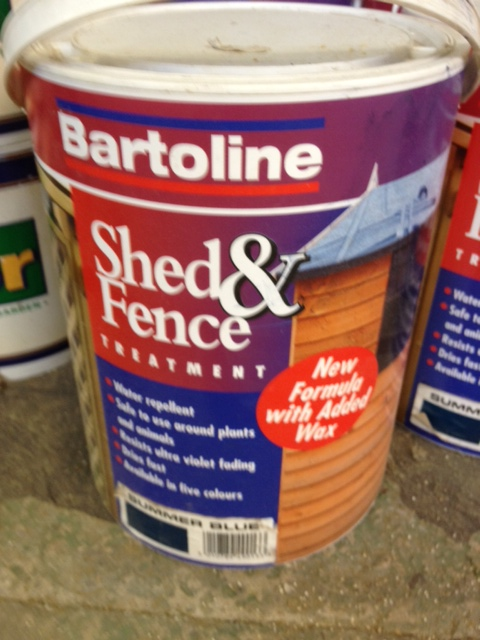 shed and fence stain Hull