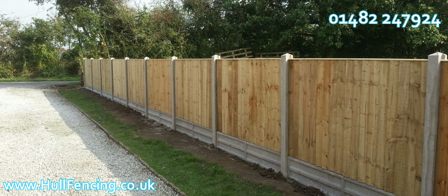 Hull Fencing Suppliers