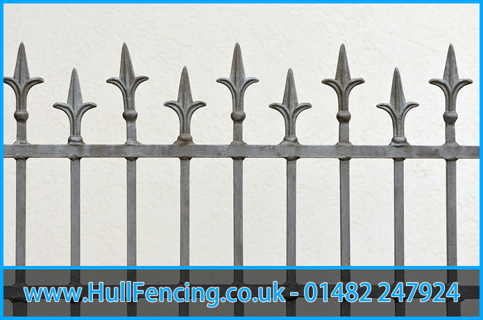 Iron Fencing in Hull