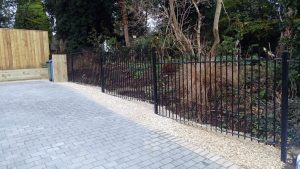 Wrought Iron Fencing in Hull