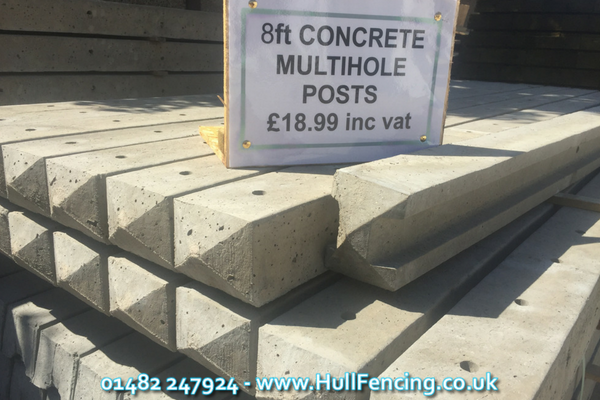 Concrete Posts in Hull