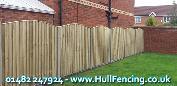 Affordable Fencing Supplied and Installed in Hull