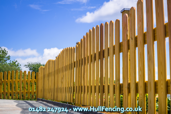 Hull Fencing Supply & Fit Post Fencing