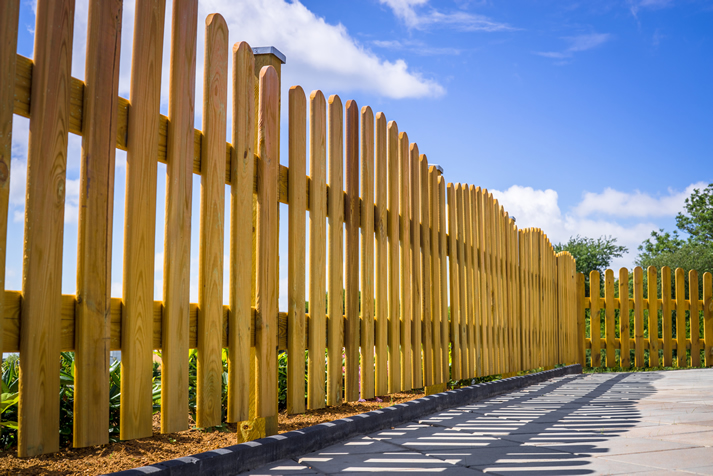 Competitive Wooden Fencing Pricing in Hull