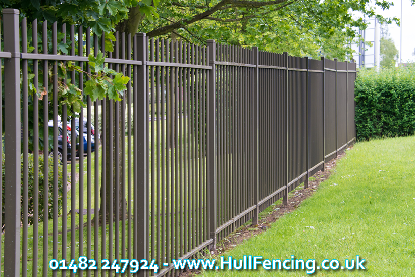 Wrought Iron Gates in Hull